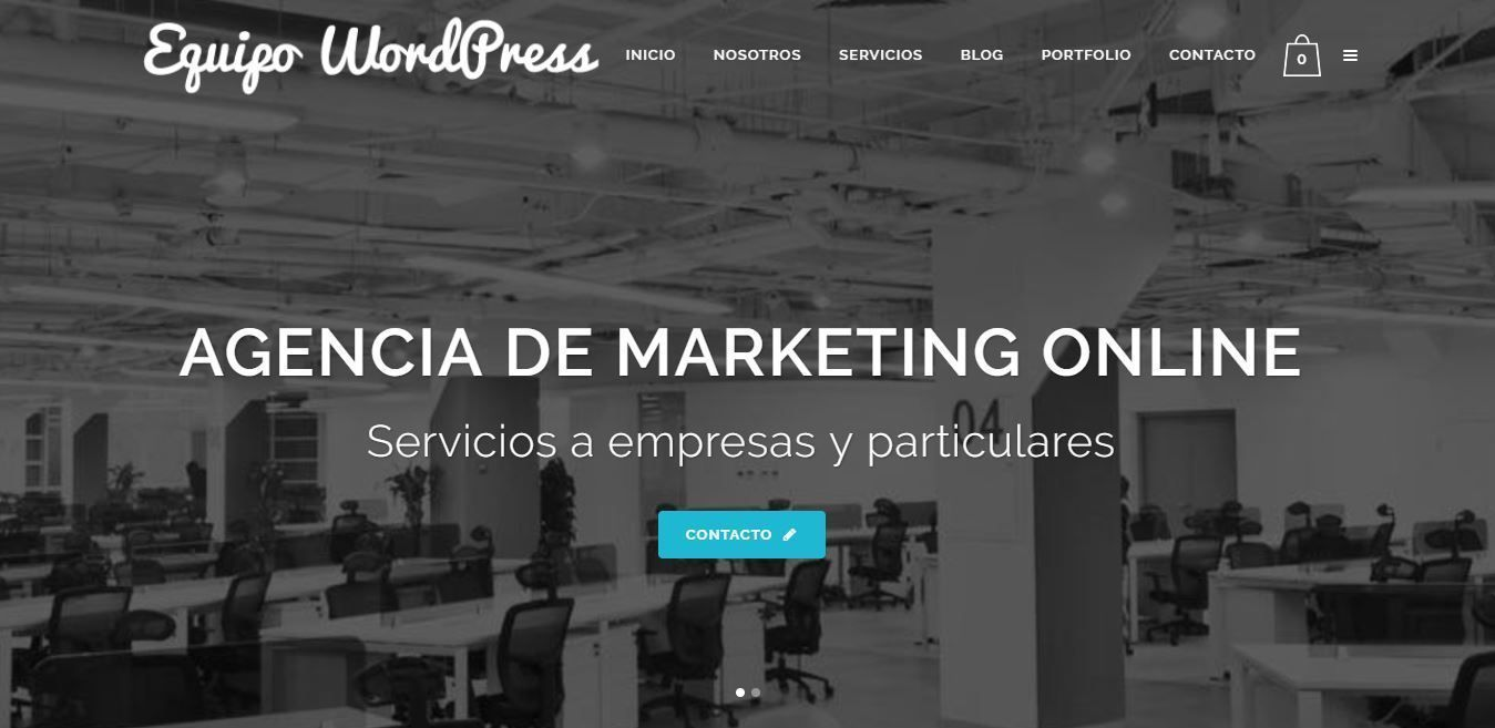 Equipo WordPress